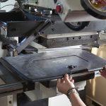 EDB Packaging - il est possible de réaliser le marquage d'une pièce par le transfert d'un film à l'aide d'un poinçon