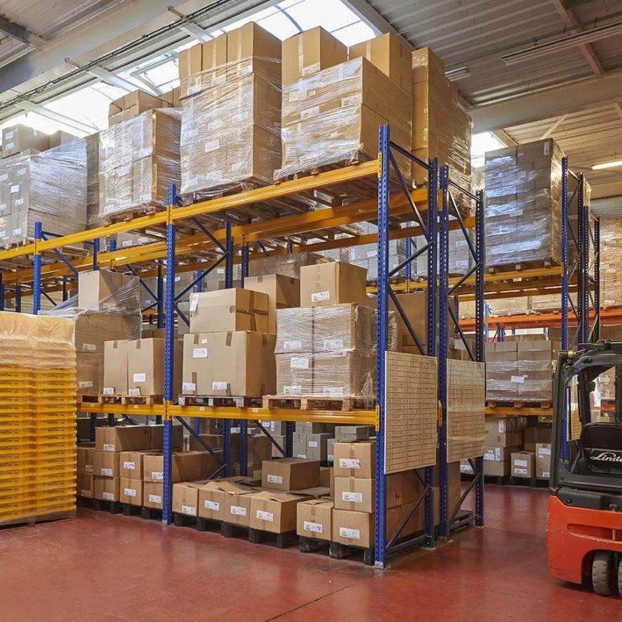EDB Packaging propose les services de sa plateforme logistique